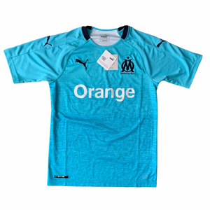 2018 19 OLYMPIQUE MARSEILLE THIRD FOOTBALL SHIRT *BNWT* - S