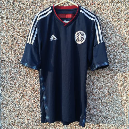 2014 2015 Scotland Football Shirt - M