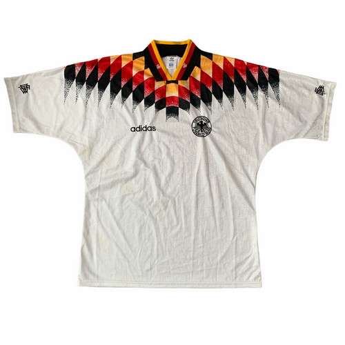 1994 96 GERMANY HOME FOOTBALL SHIRT - XL