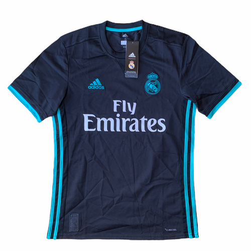 2017 18 REAL MADRID AWAY FOOTBALL SHIRT *BNIB* - S