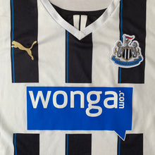 2013 14 NEWCASTLE UNITED HOME FOOTBALL SHIRT - L