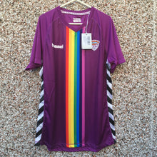 2015 2016 Deportivo Guadalajara Rainbow Home Football Shirt BNWT - S