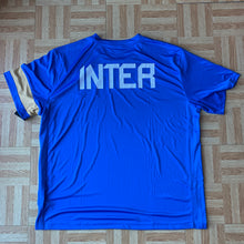 2011 12 INTER MILAN TRAINING FOOTBALL SHIRT *BNIB* - XL