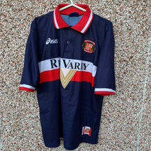 1998 1999 Sunderland away football shirt - L
