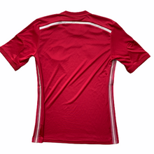 2013 15 SPAIN HOME FOOTBALL SHIRT - S
