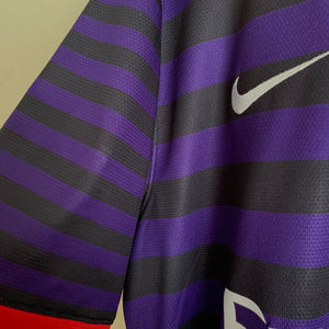 2012 2013 ARSENAL AWAY FOOTBALL SHIRT - L