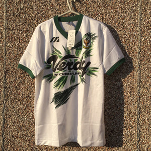 1993 1994 Verdy Kawasaki Mizuno Training Football Shirt *BNIB* L