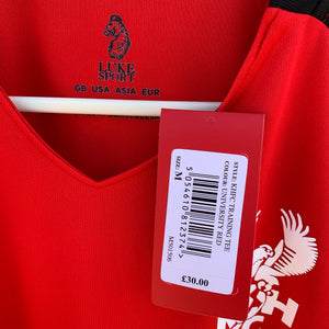 2019 20 KIDDERMINSTER HARRIER LUKE 1997 X TRAINING  SHIRT *BNWT* - M