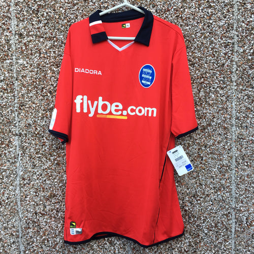 2004 2005 Birmingham City home Football Shirt - XL NEW