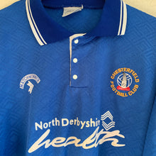 1992 1994 Chesterfield home football shirt - L