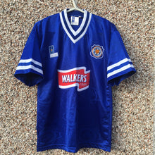 1996 1998 Leicester City Home Football shirt - S