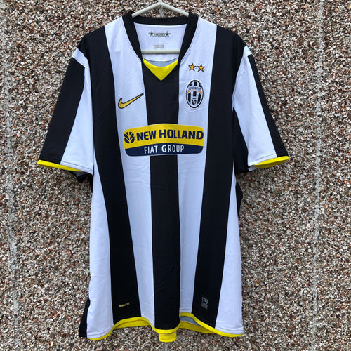 2008 2009 Juventus home football shirt - XXL