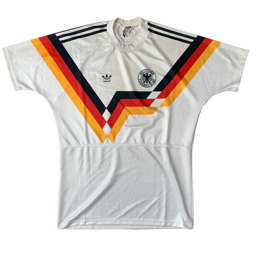 1990 92 West Germany Home Football Shirt - L