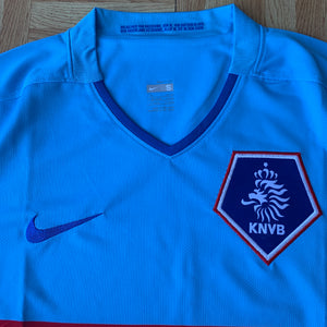 2008 09 HOLLAND AWAY FOOTBALL SHIRT *BNWT* -S