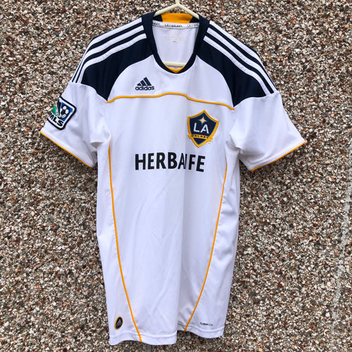 2010 2011 La Galaxy home Football Shirt - Youth 165