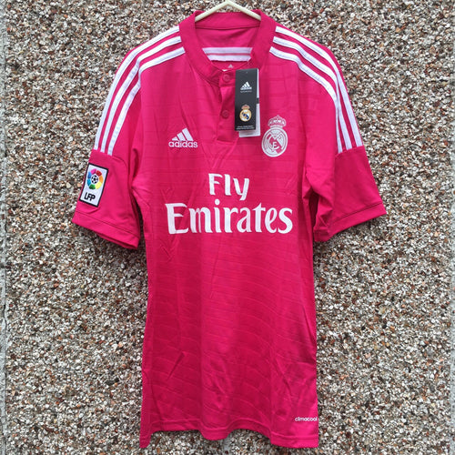 2014 2015 Real Madrid away Football Shirt - S
