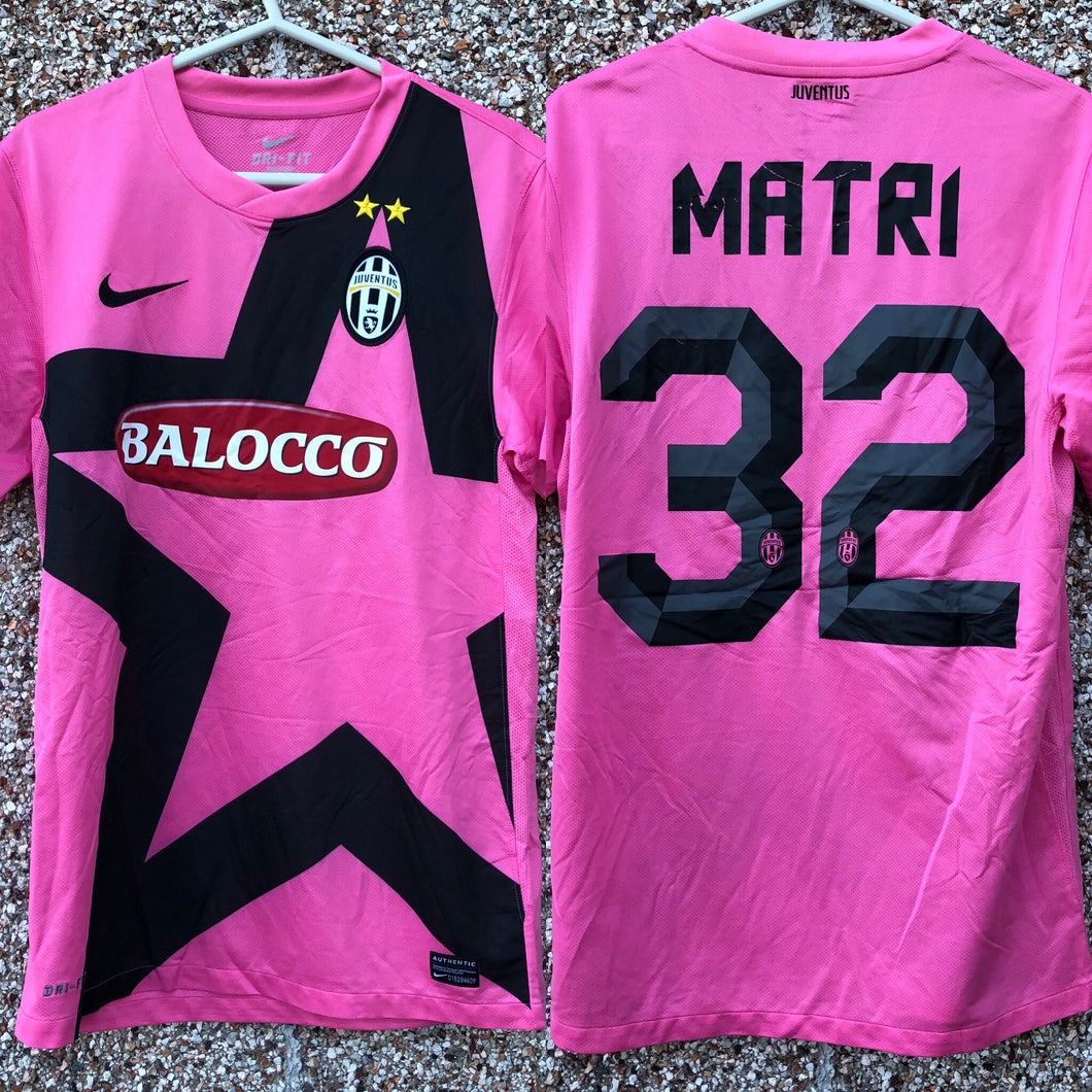 2003 2004 Juventus away Football Shirt - XL