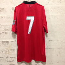 2013 2014 Manchester United home Football Shirt - L