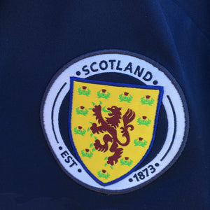 2011 2013 Scotland home Formotion Football Shirt - S