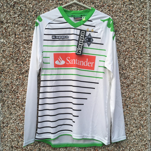 2013 2014 Borussia Monchengladbach Jugend Player Issue Home Football L/S Shirt BNIB - S