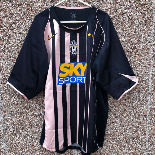 2004 2005 Juventus away football shirt - XL
