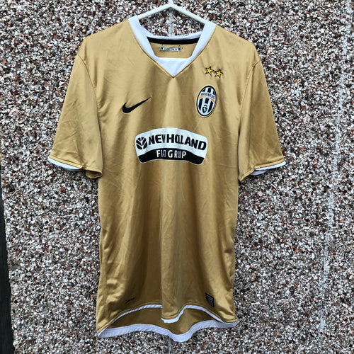 2008 2009 Juventus away football shirt - L