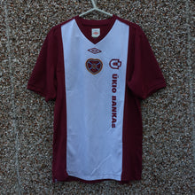 2010 2011 Heart of Midlothian home Football Shirt - L
