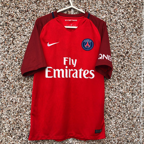 2016 2017 PARIS SAINT-GERMAIN AWAY FOOTBALL SHIRT - M