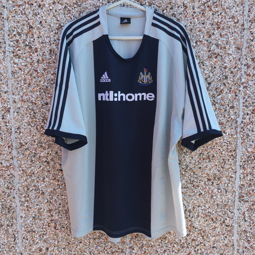 2002 2003 Newcastle United away Football Shirt - XXXL