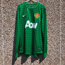 2010 2012 Manchester United GK Football Shirt - M