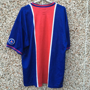 1995 1996 Paris Saint Germain Home Football Shirt - XL