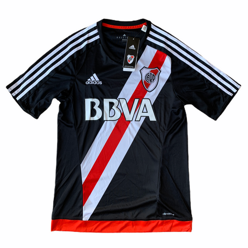 2016 17 RIVER PLATE THIRD FOOTBALL SHIRT *BNWT* - M