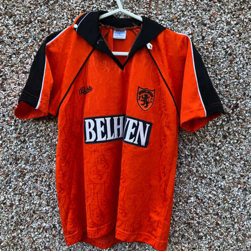 1991 1992 DUNDEE UNITED HOME FOOTBALL SHIRT - kids 30/32""