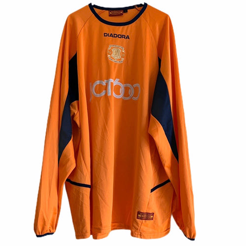 2003 2004 Bradford City G/K Goal Keeper football shirt - XXL