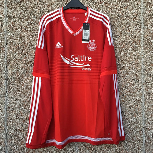 2015 2016 Aberdeen home Football Shirt *BNWT* - XL