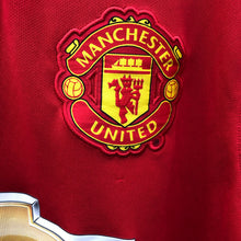 2014 2015 Manchester United home Football Shirt - M