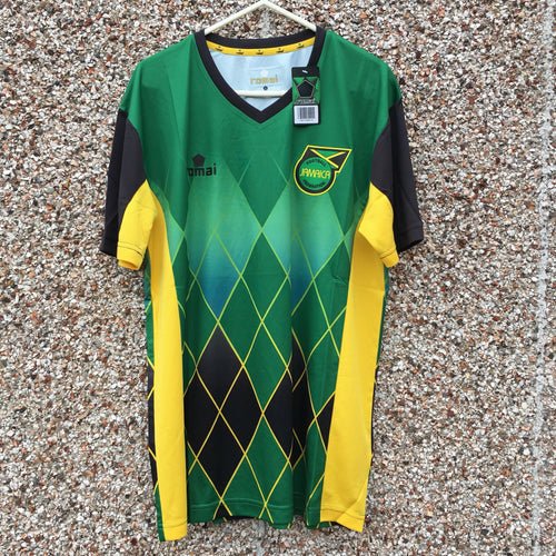 2015 2016 Jamaica Romai Training Football Shirt - BNWT - S
