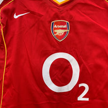 2004 05 Arsenal home football shirt - XL