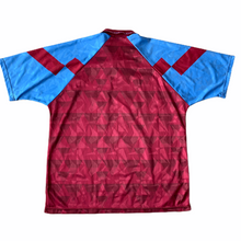 1990 92 Aston Villa home football shirt - XL