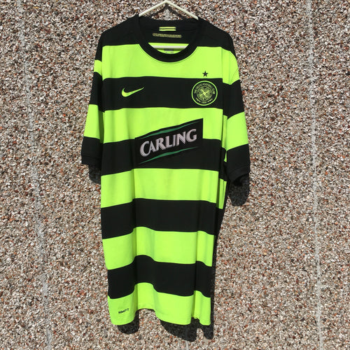 2009 2011 Celtic away Football Shirt - XXL