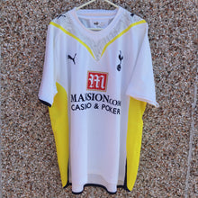 2009 2010 Tottenham Hotspur home Football Shirt - L