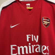 2008 2010 Arsenal Home Football Shirt - XXL