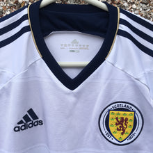 2011 2013 Scotland away Football Shirt - S