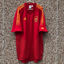2004 06 Spain home football shirt - XL