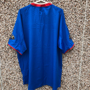 2003 2005 Rangers home football shirt  - XL