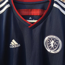2014 2015 Scotland home Football Shirt - S