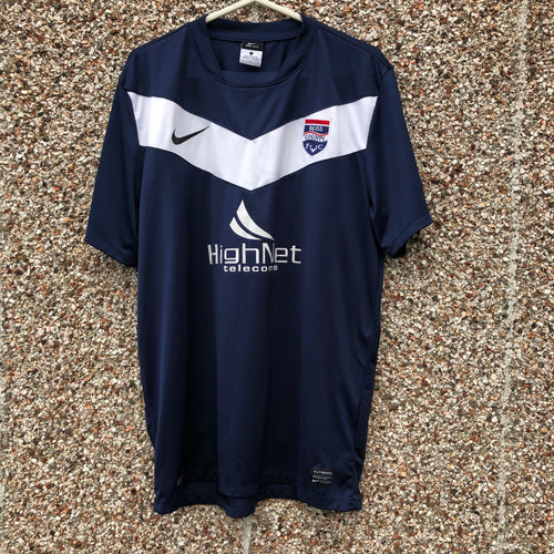 2011 2012 Ross County home Football Shirt - L