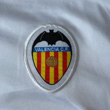 2001 02 VALENCIA HOME FOOTBALL SHIRT - L