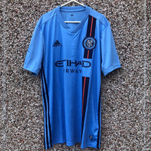 2019 2020 NEW YORK CITY HOME FOOTBALL SHIRT - L
