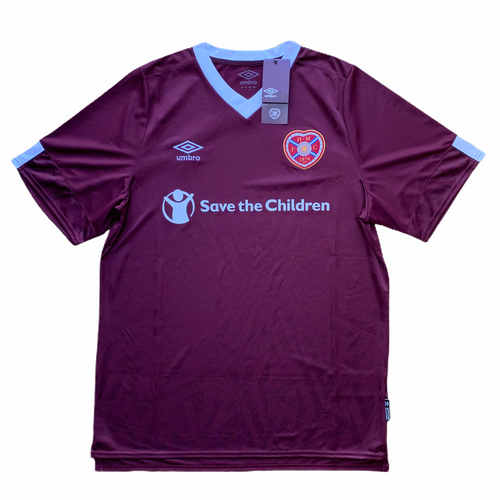 2019 20 HEART OF MIDLOTHIAN HOME FOOTBALL SHIRT *BNWT* - Sizes